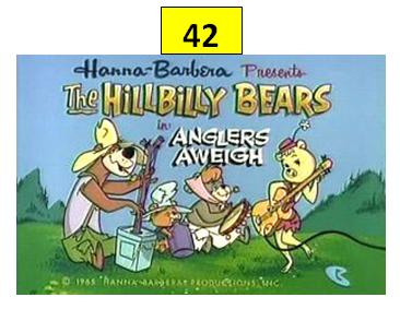 Top 50 Cartoons | Scenic Writer's Shack
