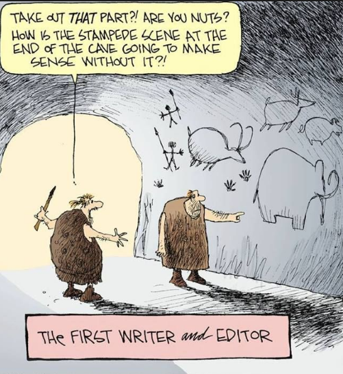 writer and