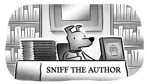 Sniff the author